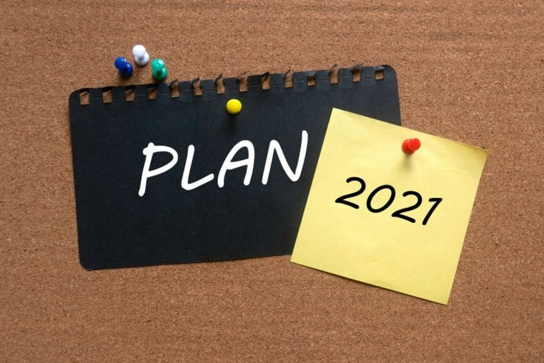 2021 plan